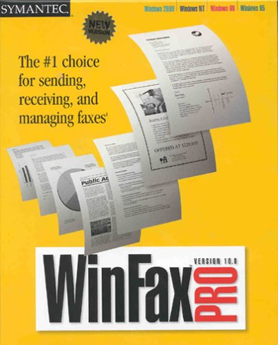 buy Symantec Winfax Pro 10.4