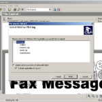 Import WinFax PRO logs