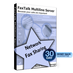 Fax Server FaxTalk Multiline