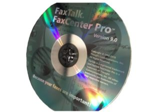 FaxTalk Backup CD
